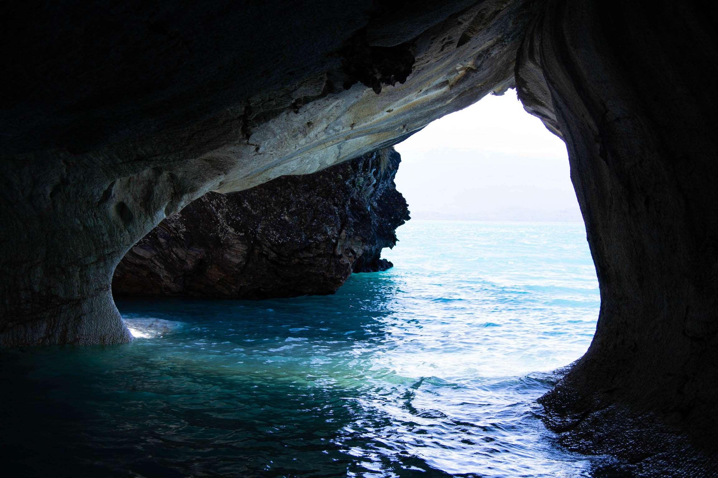 Caverne de marbre