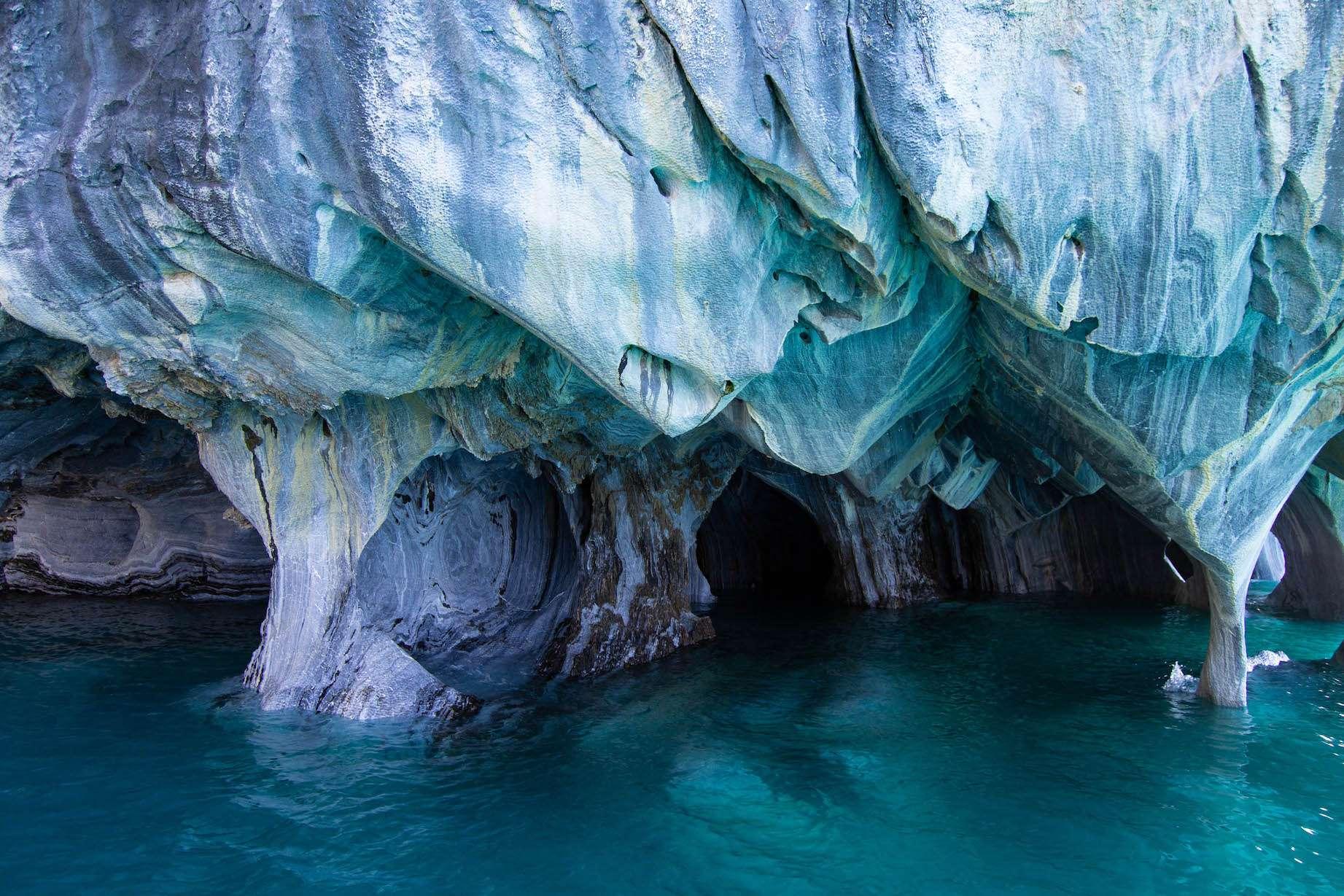 Cavernes de marbre